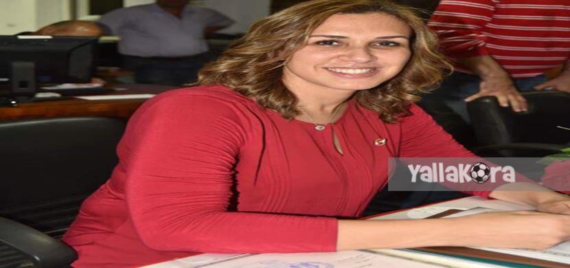 رانيا علواني تترشح لإنتخابات الاهلي