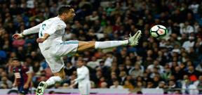 مباراة ريال مدريد وإيبار