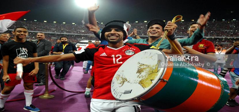 مؤمن زكريا بعد تأهل مصر