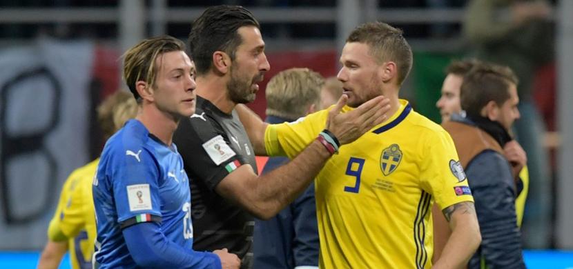 مباراة ايطاليا والسويد