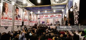 مؤتمر أحمد سليمان لإنتخابات الزمالك
