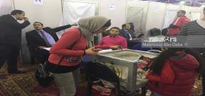 توافد اعضاء الاهلي للإدلاء بأصواتهم في الإنتخابات