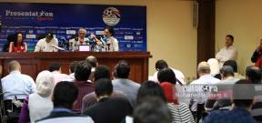 المؤتمر الصحفي لكوبر المدير الفني لمنتخب مصر