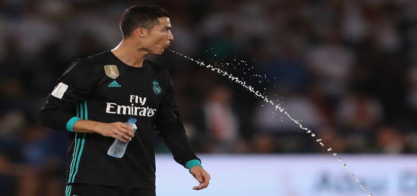 كريستيانو رونالدو نجم ريال مدريد