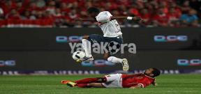 مباراة الأهلي والزمالك بالسوبر المصري
