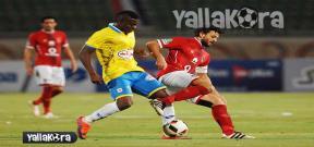 مباراة الإسماعيلي والأهلي