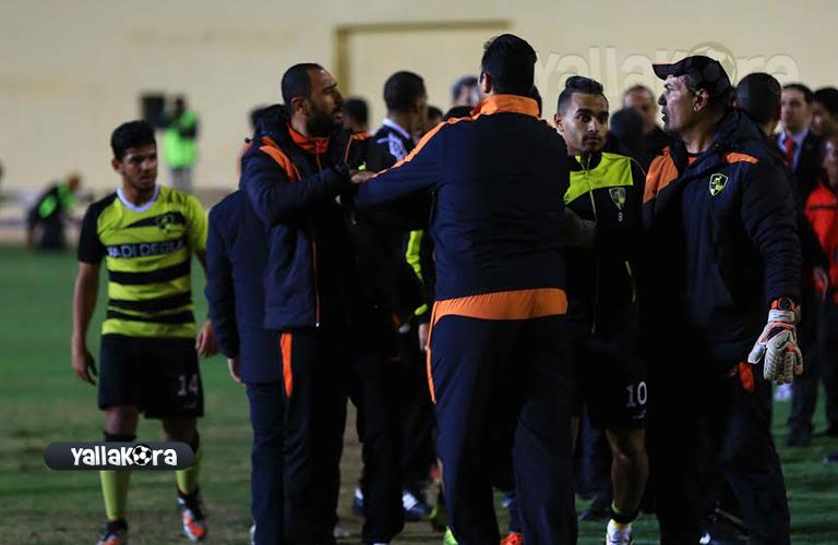 محمد شوقي يحاول تهدئة ميدو