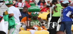 أجواء ملعب الصداقة قبل مباراة مصر والكاميرون