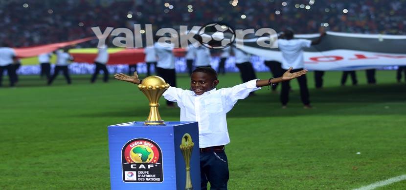مباراة مصر والكاميرون بنهائي إفريقيا