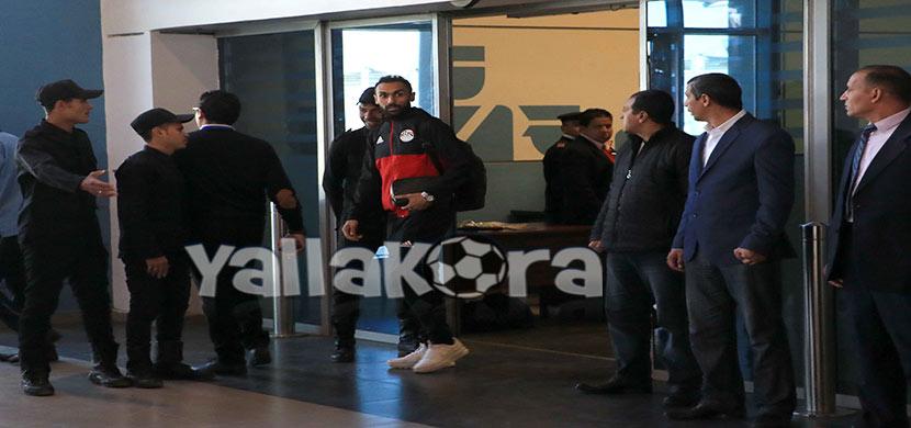 المحمدي بالمطار