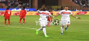مباراة الزمالك ورينجرز