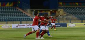 مباراة اسوان والأهلي