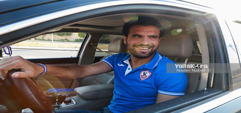 احمد جعفر لاعب الزمالك