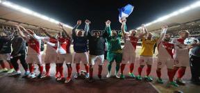 مباراة موناكو وبروسيا دورتموند