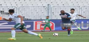 مباراة المصري والزمالك