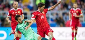مباراة روسيا والبرتغال