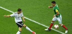 مباراة المانيا والمكسيك