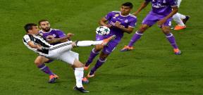 مباراة يوفنتوس وريال مدريد