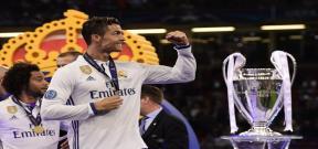 تتويج ريال مدريد بطلاً لدوري أبطال اوروبا