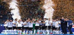 تتويج ألمانيا بطلاً لكأس القارات