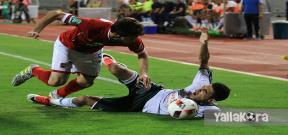 مباراة المصري والأهلي