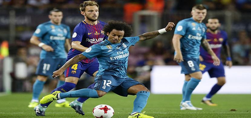 مارسيلو في المباراة