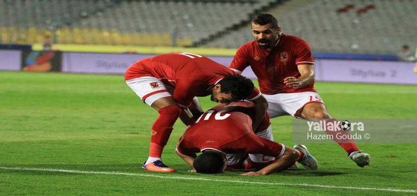 فرحة السعيد وعمرو جمال بهدف احمد فتحي