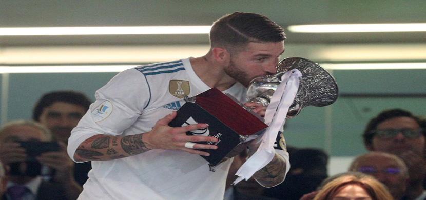 تتويج ريال مدريد بالسوبر الأسباني