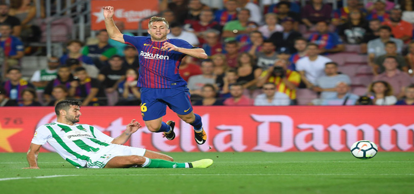 مباراة برشلونة وريال بيتيس