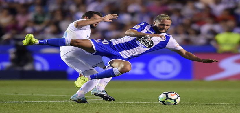 مباراة لاكورونيا وريال مدريد