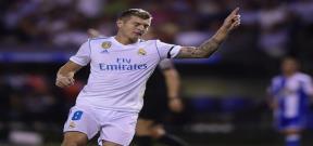 مباراة ديبورتيفو لاكورونيا وريال مدريد