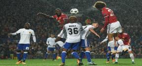 مباراة مانشستر يونايتد وبازل