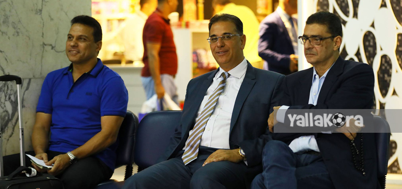 محمود طاهر وحسام البدري