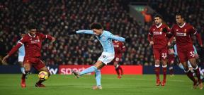 مباراة ليفربول ومانشستر سيتي