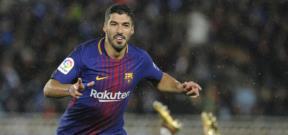 مباراة ريال سوسيداد وبرشلونة