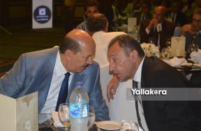 تكريم الأهرام لحسن حمدي رئيس الأهلي الأسبق