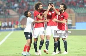 مباراة مصر وإي سواتيني