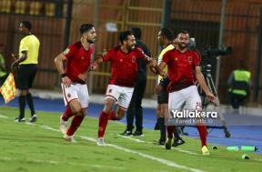 مباراة الأهلي ووفاق سطيف
