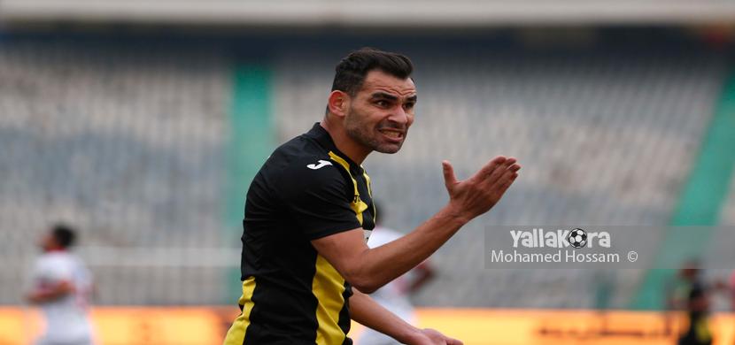 احمد عيد عبد الملك لاعب دجلة