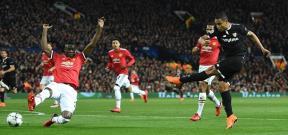 مباراة مانشستر يونايتد وإشبيلية
