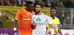 مباراة المصري وسيمبا