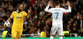 مباراة ريال مدريد ويوفنتوس