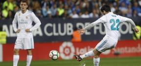 مباراة مالاجا وريال مدريد