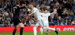 مباراة ريال مدريد وبلباو