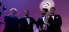 تتويج صلاح أفضل لاعب في الدوري الإنجليزي