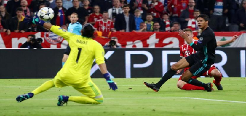 كيميش يسجل فى مرمى ريال مدريد