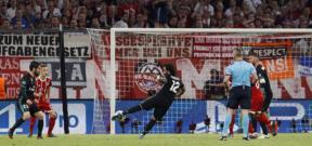 مباراة بايرن ميونيخ وريال مدريد