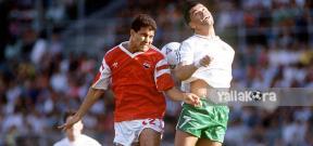 مباراة منتخب مصر وايرلندا