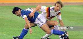 مباراة ألمانيا والأرجنتين
