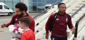 وصول ليفربول إلى كييف